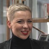 Maria Kalesnikava